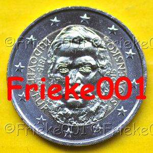 Slovakia 2 euro 2015 comm.(Ludovit Stur)