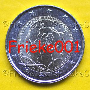 Netherlands 2 euro 2013 comm.(200 years kingdom)