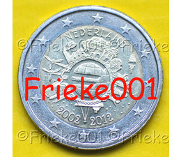 Netherlands 2 euro 2012 comm.(Cash)