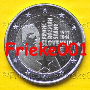 Slovenië 2 euro 2011 comm.(Franc Rozman)