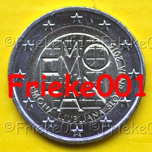 Slovenia 2 euro 2015 comm.(Emona)