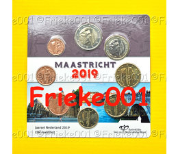 The Netherlands 2019 unc in blister