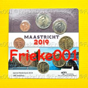 Pays-Bas 2019 unc sous blister