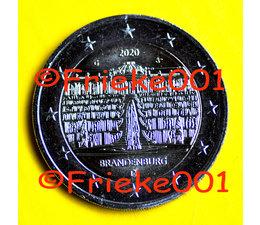 Germany 2 euro 2020 comm.(Brandenburg)