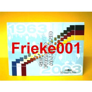 Germany/France 2003 bu.(40 years Elysee Convention)