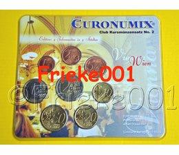Germany 2002 blister.(Euronumix Vienna) set 69/222