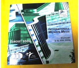 Duitsland 2004 bu.(Münzen Messe Stuttgart)