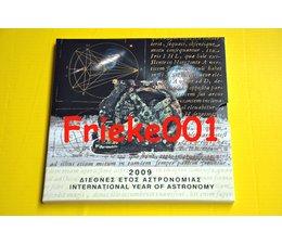 Greece 2009 bu with 10 euro Astronomy