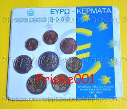 Griekenland 2002 bu.(KNM Uitgfte)