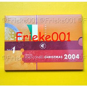 Ierland 2004 bu kerstset theo peters