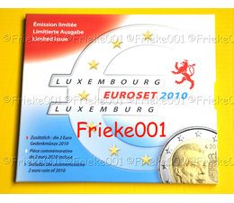 Luxembourg 2010 in blister