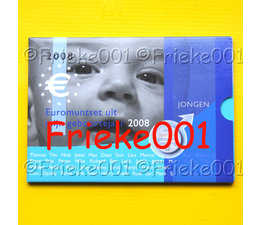 Netherlands 2008 bu.(Baby set boy)