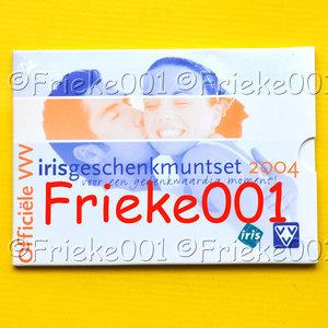 Netherlands 2004 bu.(Iris set)