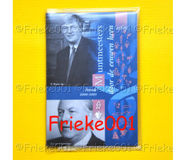 Nederland 2009 in blister coinfair.(Muntmeesters)
