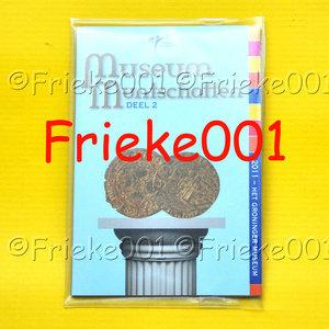 Nederland 2011 in blister coinfair.(Museumschatten)