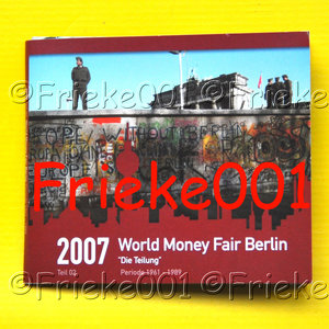 Nederland 2007 bu.(World Money Fair Berlin)