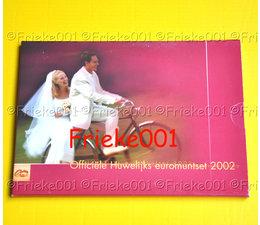 Nederland 2002 bu.(Huwelijksset)