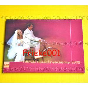 Pays-Bas 2002 bu.(Set de mariage)