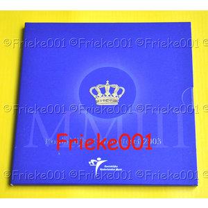 Pays-Bas 2003 bu.(Royal Birth Set)