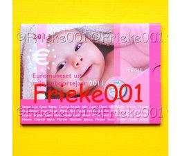 Nederland 2011 bu.(Babyset meisje)