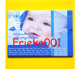 Netherlands 2011 bu.(Baby set boy)
