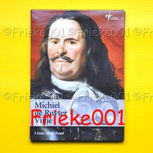 Nederland 5 euro 2007 proof.(Michel De Ruyter)