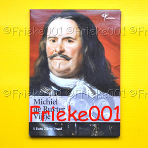 Netherlands 5 euro 2007 proof.(Michel De Ruyter)