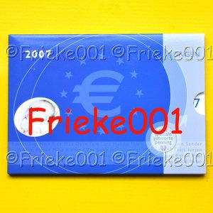 Nederland 2007 bu.(Babyset jongen)