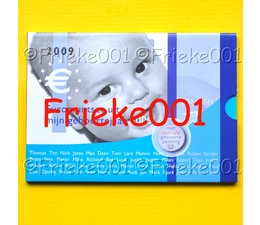Nederland 2009 bu.(Babyset jongen)