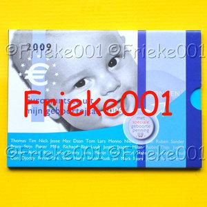 Pays-Bas 2009 bu.(Baby set boy)