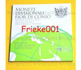 San Marino 2008 bu.(With 5 euro)