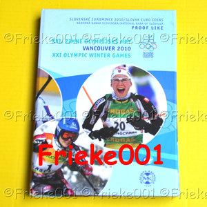 Slovakije 2010 proof