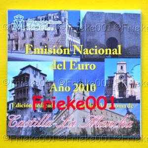 Espagne 2010 bu La Mancha