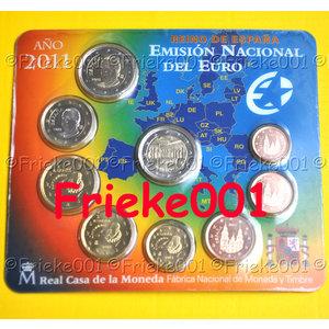 Spanje 2011 bu