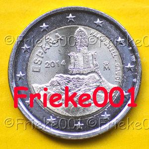 Spain 2 euro 2014 comm