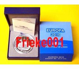 France 10 euro 2010 Proof.(Europe)