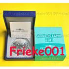 Frankrijk 5 euro 2011 bu.(Jaar van het konijn)