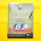Netherlands 5 euro 2010 proof.(Max Havelaar)