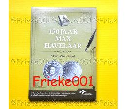 Netherlands 5 euro 2010 proof. (Max Havelaar)