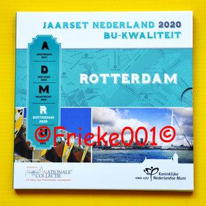 Pays-Bas 2020 bu