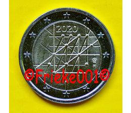 Finland 2 euro 2020 comm.(Turku)