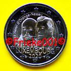 Luxembourg 2 euro 2020 comm.(Hendrik Van Oranje Nassau)