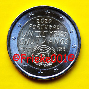 Portugal 2 euro 2020 comm.(Nations Unies)