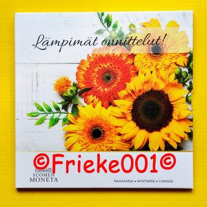 Finlande 2021 bu.(Fleurs)