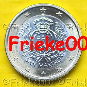 San marino 1 euro 2010 unc