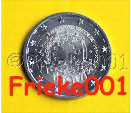 Germany 2 euro 2015 comm 30 years european flag