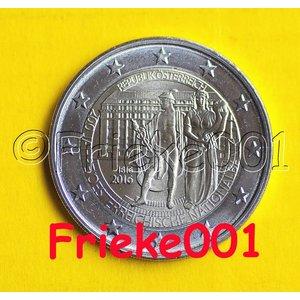 Oostenrijk 2 euro 2016 comm.(Nationale bank)