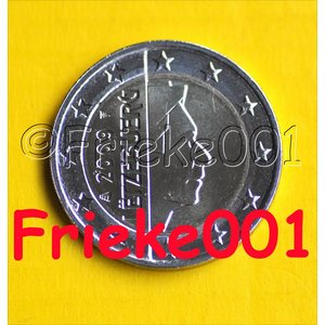 Luxembourg 2 euro 2009 unc