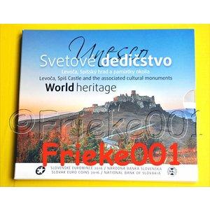 Slovakije 2016 bu.(Unesco)