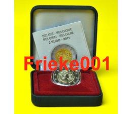 België 2 euro 2011 comm proof